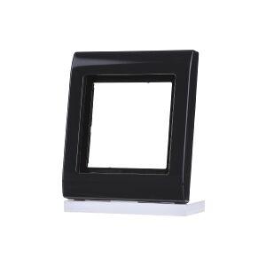 400114  - Frame 1-gang anthracite 400114, special offer