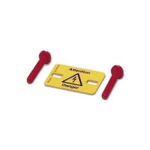 WS 5- 6  (10 pce) - Warning/signing plate WS 5- 6