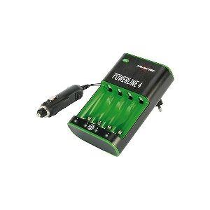 Powerline 4 ZeroWatt  - Universal battery charger Powerline 4 ZeroWatt