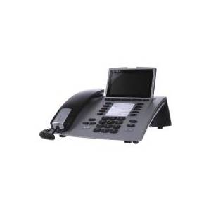 ST 45 IP si  - System telephone Vpice over IP (VoIP), ST 45 IP silver