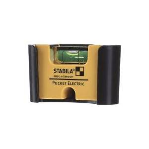 Pocket Electric+Clip  - Level Pocket Electric+Clip