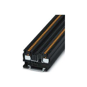 PT 4-FSI/F  (50 pce) - Blade fuse terminal block 10A 6,2mm PT 4-FSI/F