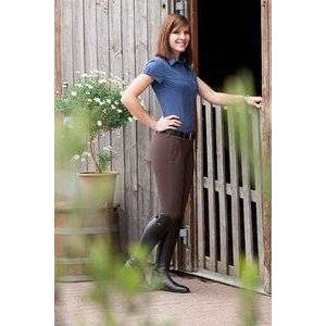 Happy-Horse-Riding-Equipment Ladies' Riding Breeches Doreen brown