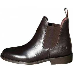 Happy-Horse-Riding-Equipment Ankle Boot Cayetana, brown