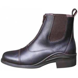 Happy-Horse-Riding-Equipment Ankle Boot Jimena, brown