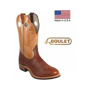 Happy-Horse-Riding-Equipment Western Riding Boot Boulet