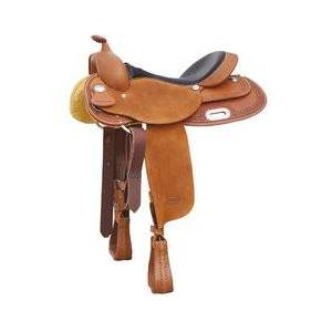 Happy-Horse-Riding-Equipment Westernsaddle Pool's Team Penning Full Contact