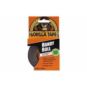 Gorilla Tape for converting to tubeless