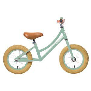 Rebel Kidz Air Classic balance bicycle light green / pastel green