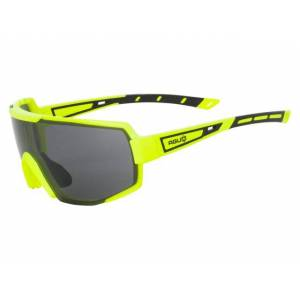 AGU Bold bike glasses yellow