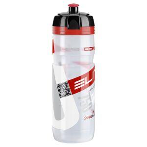Elite Super Corsa Bottle Transparent/Red Logo 750 ml