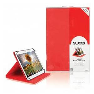Sweex Tablet Folio Case 10.1´´ Red