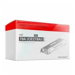 HP Laser Printer Toner, Refilled, Replaces HP 78A (CE278A), 2100, Black