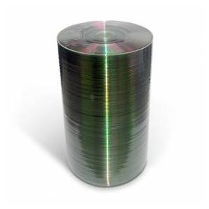 Prodye Nierle CD-R 8 cm 210 MB / 24 min 52x, Non printed, Fully metallized, 100 pieces in ECO-pack