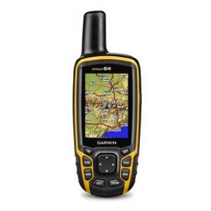Garmin GPSMAP 64 - Navigation System - 4.096 MB - TFT - Micro SD