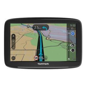 """TomTom START 52 Handheld/Fixed 5"""" Touchscreen 235g Black"""