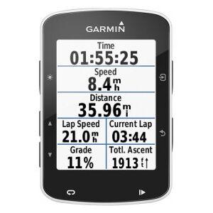 "Garmin Edge 520 Handheld 2.3"" LCD 59.9g Black"