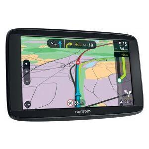 TomTom VIA 52 - Navigation System - 480x272 - Micro SD