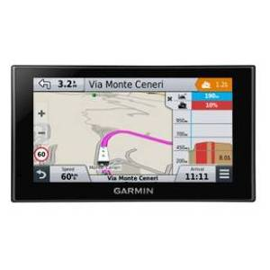 Garmin Camper 660LMT-D - Navigation System - 800x480 TFT - Micro SD