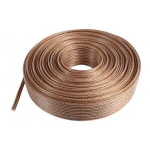 Valueline Flexible loudspeaker cable 2x 6.00 mm² on reel 100 m