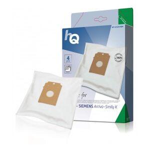 HQ Vacuum cleaner bag Bosch/Siemens Arriva - Smiley K, 4-pack