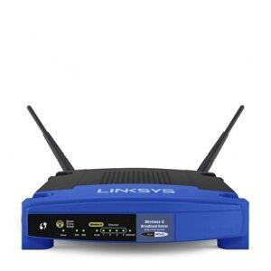 Linksys Wireless-G WRT54GL - Router - WLAN 54 Mbps - Wireless External