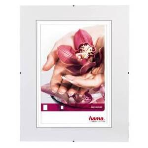 Hama Clip-Fix Single picture frame Transparent