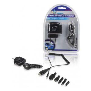 HQ Dual USB charger kit