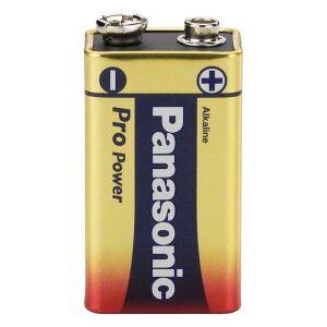 Panasonic Alkaline Pro Power 6LR61PPG - Battery 9V 680 mAh 9 V - Alkali-Mangan