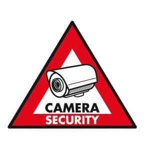 König Sticker camera security 123 x 148 mm