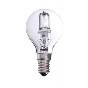 HQ Halogen lamp, Bulb, E14, 230 V, 2800 K Warm white, 370 lm