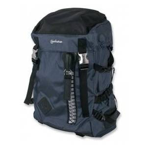 Manhattan Zippack, 39.62 cm (15.6´´), Backpack, Blue, 48.25 cm, 35.5 cm, 10 cm