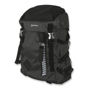 Manhattan Zippack, 39.62 cm (15.6´´), Backpack, Black, 48.25 cm, 35.5 cm, 10 cm