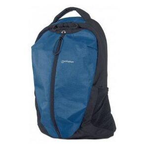 Manhattan Airpack, 39.62 cm (15.6´´), 355 x 100 x 482.5 mm, 460g, Black, Blue