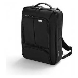 Dicota 30033, 35.81 cm (14.1´´), Backpack, Black, 1.2 kg, 340 x 45 x 250 mm, 400 x 315 x 160 mm