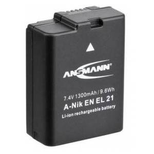 Ansmann A-Nik EN-EL21 Lithium 1300mAh 7.4V