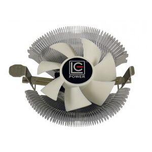 LC-Power LC-CC-85, Cooler, Processor, 8 cm, Aluminium, Plastic, 0.08A, 12V