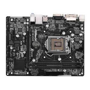 ASRock H81M-DGS R2.0, DDR3-SDRAM, DIMM, Dual, Intel, Celeron, Core i3, Core i5, Core i7, Pentium, Xeon, Socket H3 (LGA 1150)