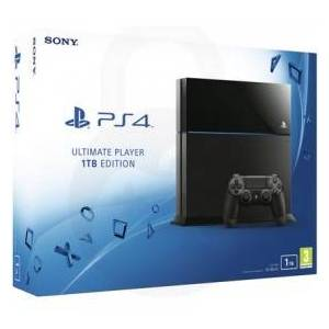 Sony PS4 1TB - WLAN