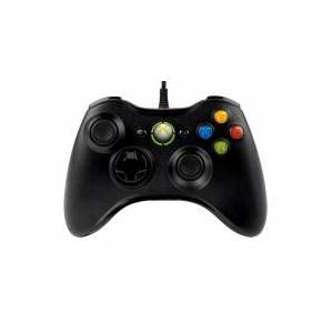 Microsoft Xbox 360 Controller for Windows, Gamepad, PC, Xbox, Back, D-pad, Start, Wired, USB 2.0, 3m