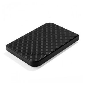 Verbatim Store´n´Go Portable, Hard Drive 2.5´´ external, 2. Generation, 3D Optik, USB 3.0, 1 TB, Black