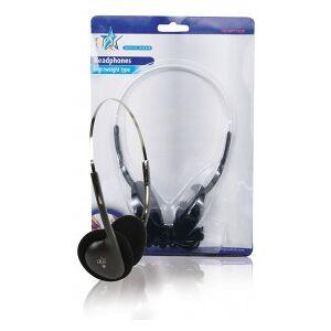 HQ Lightweight headphones 1.10 m