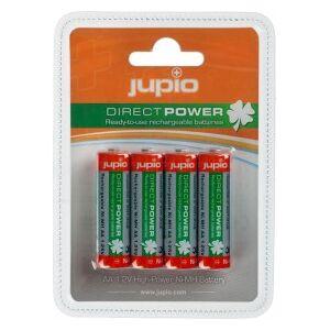 Jupio LR06 AA - Rechargable Battery Mignon (AA) 2,100 mAh - Nickel Metal Hydride (NimH)