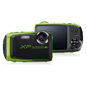 "Fujifilm FinePix XP90 - Digital Camera - 16,4 MP CMOS 5 mm-25 mm - Display: 5,8 cm/2,3"" TFT - Green"