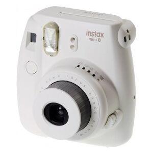 Fujifilm Instax Mini 8 - Digital Camera - White