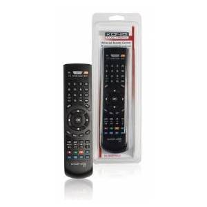 König PC programmable remote control 4:1