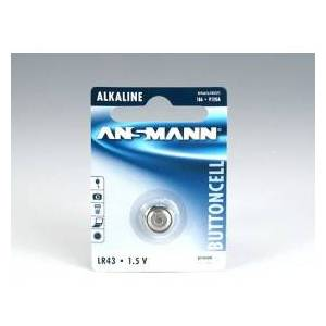 Ansmann Alkaline Battery LR 43