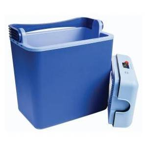 König Car refrigerator compartment, 48 W, 21 l Capacity, Blue