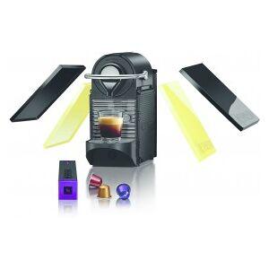 Krups XN3020 Pod coffee machine 0.8L Black,Yellow coffee maker