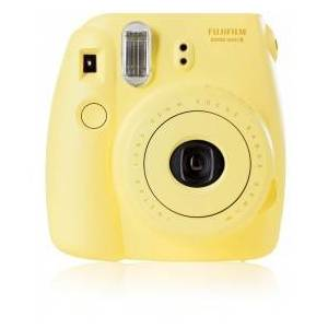 Fujifilm instax mini 8 Set - Digital Camera - Yellow